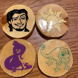 Tangled Coasters